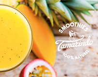 Menu - Tamarindo's smoothies