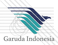 Garuda Indonesia Logo Refinement - UnOfficial