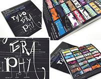 LSU Graphic Design Type Calendar