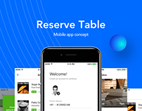 Online Restaurant Booking Mobile App