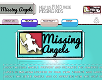 Missing angels (missing children under12)