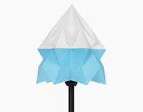 Cubify | Origami Lampshade