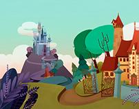 Fairy Tales Concept