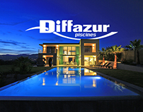 Diffazur - Responsive website design