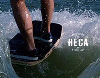 "HECA Wakeskates ""Tour 2016 Episode 2 -Wake for Friends"""
