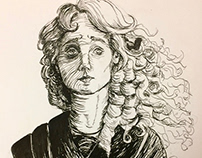 Fiona- Original Character Portrait