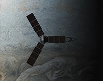 NASA Juno Poster