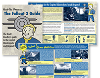 Fallout 3 Promo Booklet
