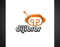 Dijibros Internet Agency Demo Logo