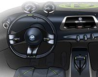 Alfa Romeo - Interior