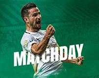 Ömer Ali Şahiner Match Day