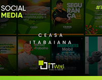 Social Media | Ceasa Itabaiana #1