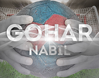 Gohar Nabil (Alahly Handball Player) Covers