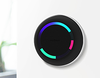 möbius / smart wall clock