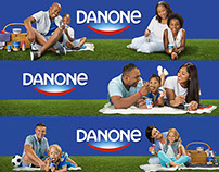 Face of Danone 2015