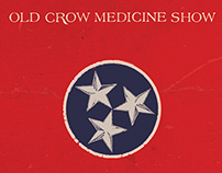 "Old Crow Medicine Show, ""Remedy"" Album Cover Art"