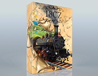 Front box cover illustration: 18CZ