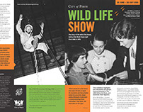 Exhibition Brochure - City of Perth Wild Life Show