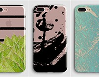Clear iPhone Case Design YAYPALM