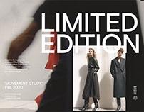 MASSIMO DUTTI LIMITED EDITION | MULTIMEDIA CATALOGUE