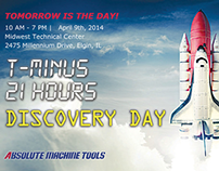 Discovery Day - Open House Campaign