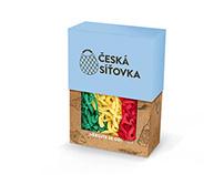 Česká Síťovka packaging