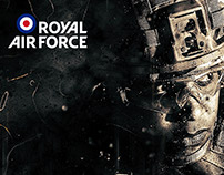 RAF Promotional Materials