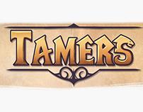 Tamers- Fantasy game art