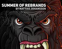 Summer of Rebrands