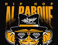 HIP-HOP AL PARQUE 2015 - Propuesta Afiche.