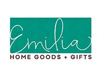 Emilia Home Goods Logo