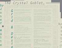 Typographic exercise - poster design