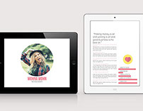 Ipad&Tablet Big Deal Business Magazine