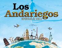 Portada Libro Los Andariegos
