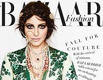 Anushka Sharma- Harper's Bazaar Bride, India - Sept '14