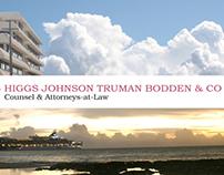 Higgs Johnson Truman Bodden & Co Marketing CD