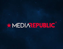 MEDIA REPUBLIC | Rebranding