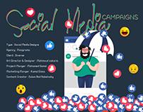 Social Media Vo.01