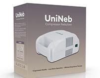 UniNeb Packaging Design