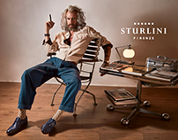 Sturlini SS18 Adv Campaign