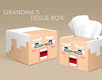 Grandma's Tissue Box