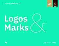 Logos & Marks. Logofolio