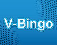 logo design | V-Bingo