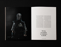 Ronin | Martial Arts Magazine