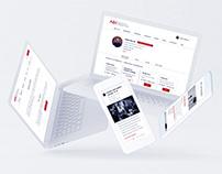 ADI Website Redesign