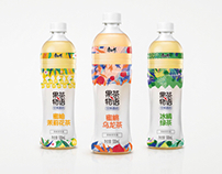 Fruit Tea Story Packaging / Master Kong