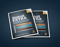 "Ulotka ""Statoil Extra"" - Statoil"