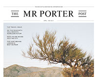 Mr Porter Post Issue 38