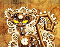 Steampunk Vintage Style Trendy Gifts!