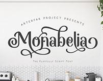Monabelia Free Font